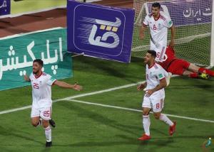 تیم ملی ایران - تیم ملی سوریه