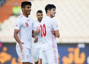تیم ملی ایران - تیم ملی کامبوج