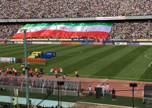 تیم های ملی فوتبال ایران