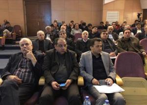 کارگاه آموزشی ناظران لیگ برتر و لیگ دسته اول