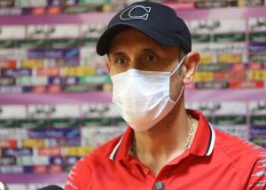نظر گل محمدی در مورد مسابقه با استقلال