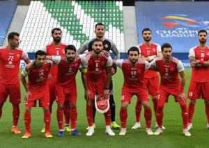 پرسپولیس ایران و السد قطر