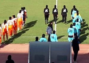 آغاز مسابقات لیگ دسته اول فوتبال بانوان