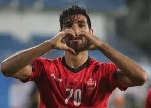 پرسپولیس ایران - الریان قطر