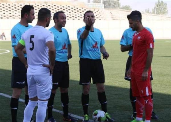 اسامی داوران هفته سی ام لیگ دسته اول