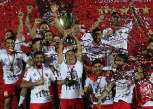 پنجمین قهرمانی پرسپولیس در لیگ برتر
