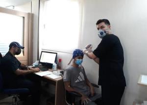 تست پزشکی پیش از فصل تیم شاهین شهرداری بوشهر