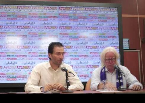 کنفرانس مطبوعاتی؛ صحبت های شفر بعد از دیدار با تراکتورسازی