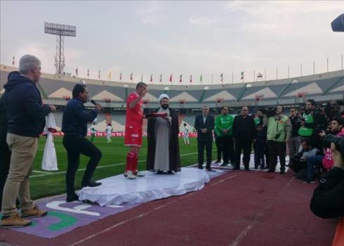 تقدیر سازمان لیگ از سیدجلال حسینی