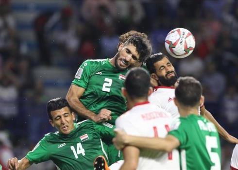 گزارش تصویری AFC از بازی ایران و عراق