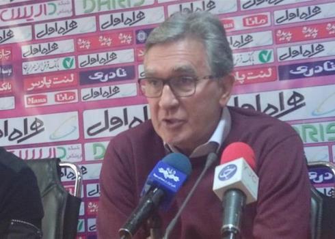 نظر برانکو در مورد بازی با استقلال خوزستان